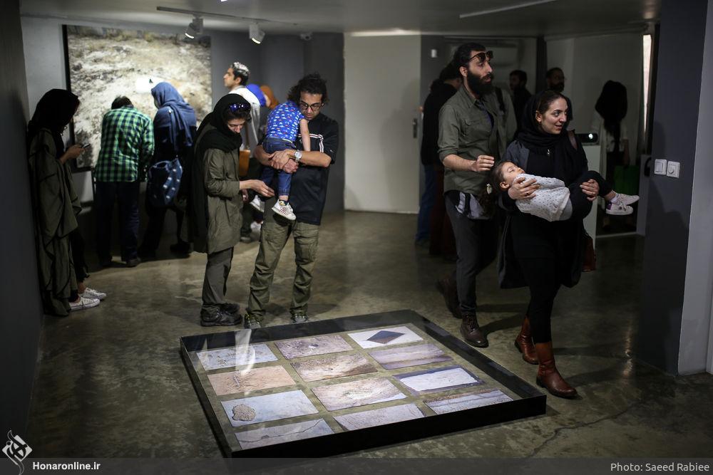 نمایشگاه عکس گلشهر بهمن کیارستمی