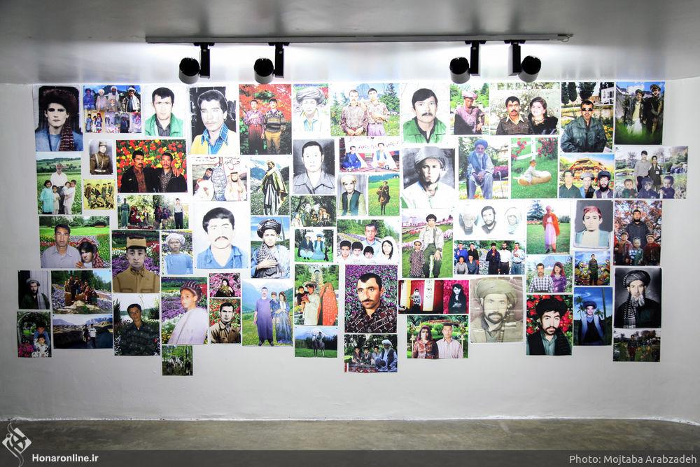نمایشگاه عکس فتوریاحی بهمن کیارستمی