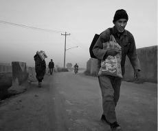 مهاجرت افغانستانیها از ایران