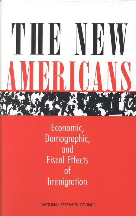 کتاب اسمیت و ادمونستون در رابطه با مدل سازی اثرات اقتصادی، جمعیتی و مالیاتی مهاجرت
