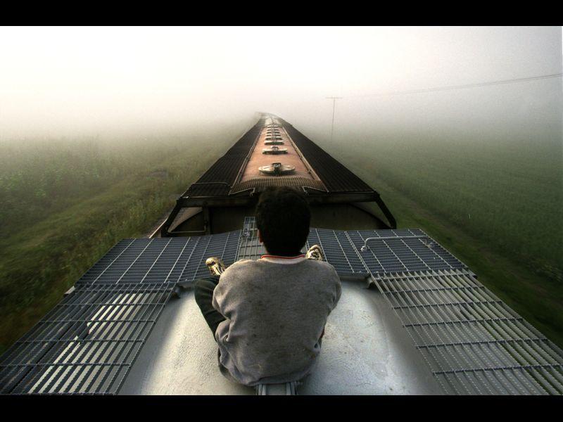 سفر پرمخاطره و غیرقانونی به ایالات متحده آمریکا- عکس از دان بارتلتی برنده جایزه پولیتزر