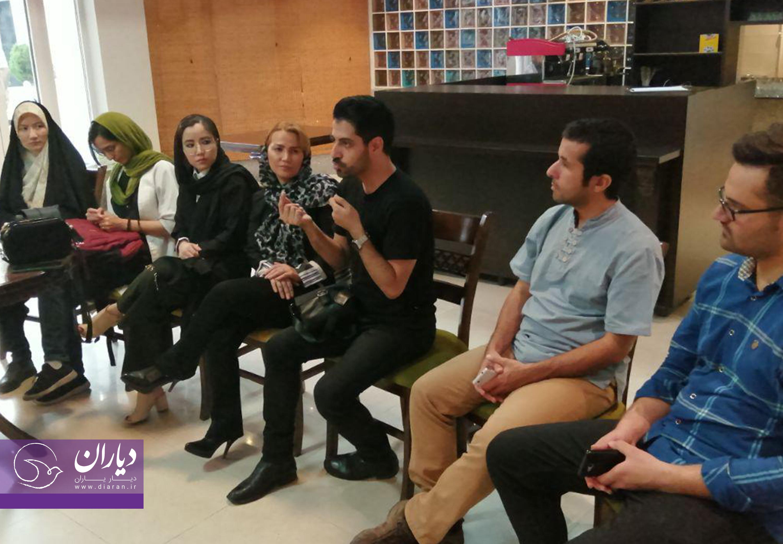دومین نشست تجربه زیسته مهاجران در ایران