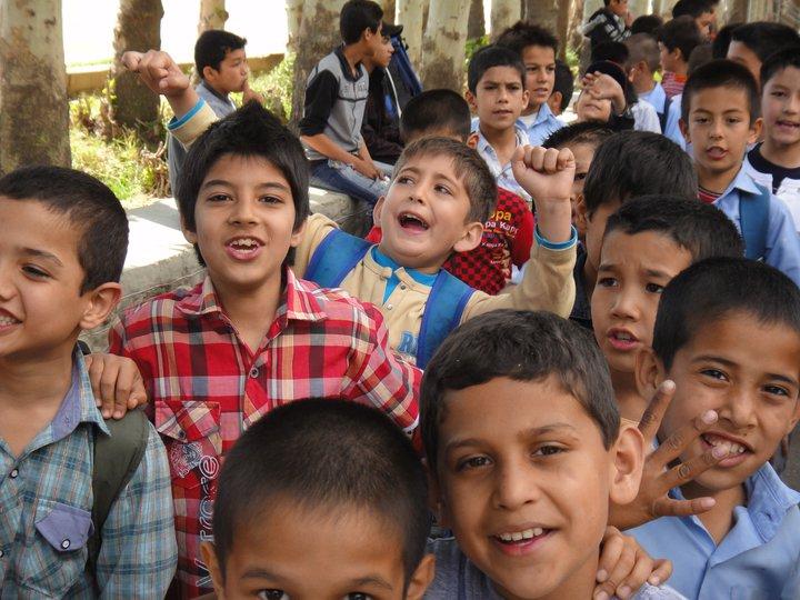 تحصیل کودکان مهاجر در ایران