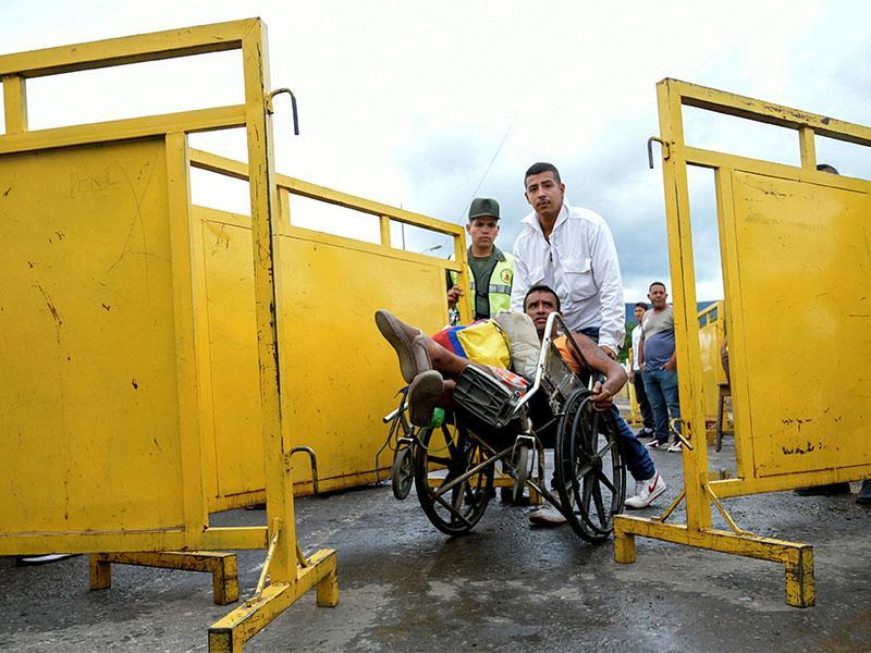 بحران مهاجرتی ونزوئلا