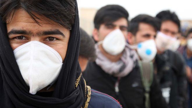 کرونا و مهاجران افغانستانی