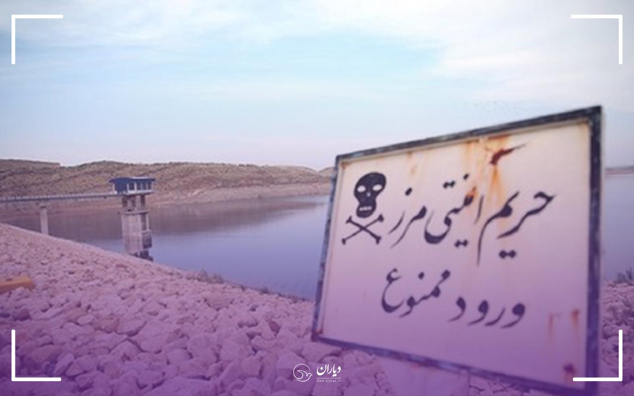 کشته شدن مهاجران افغانستانی در رودخانه هریرود در مرز ایران و افغانستان