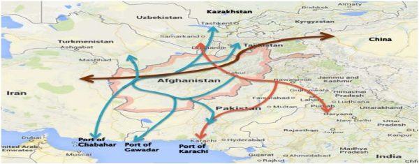تجارت ایران و افغانستان حرکت در مسیر نو