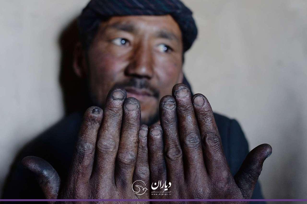 نیروی کار افغانستانی