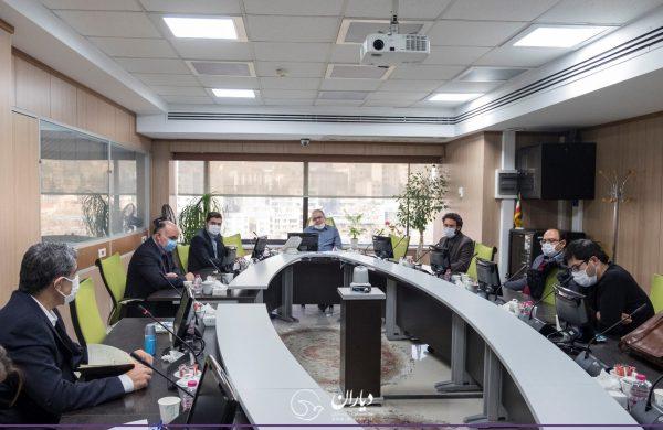 دیاران و اتاق بازرگانی تهران